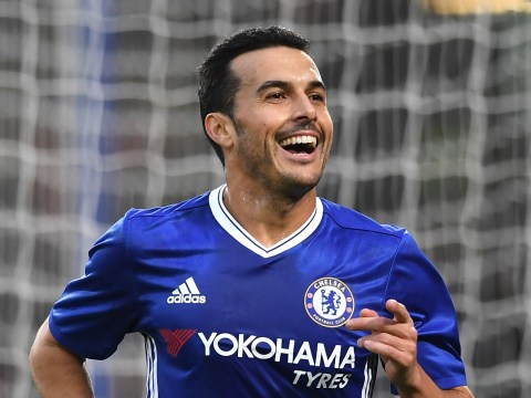 Pedro returns to Spain's squad but Chelsea duo Cesc Fabregas and Marcos Alonso overlooked