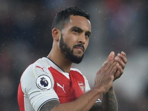 Arsene Wenger reveals why Theo Walcott did not start in Arsenal's defeat to Watford