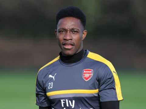 Danny Welbeck misses Arsenal's FA Cup clash with Sutton United due to plastic pitch