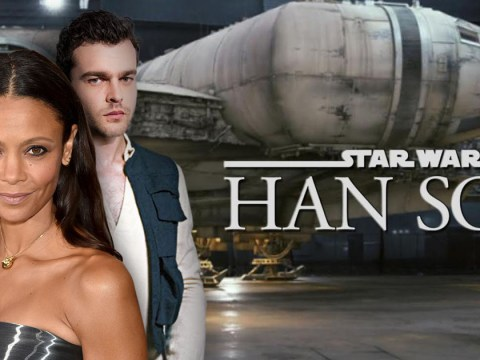 Thandie Newton tipped to take up a role in the Han Solo movie