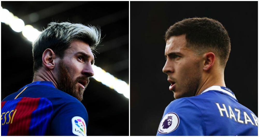 Roberto Martinez compares Chelsea's Eden Hazard to Lionel Messi after sublime Arsenal display