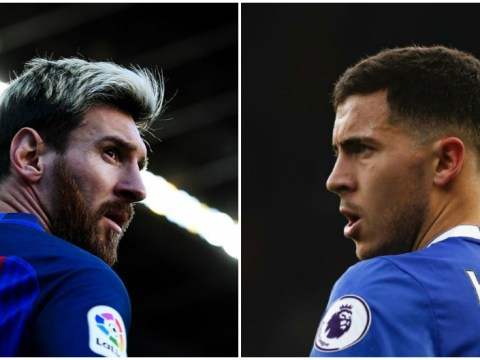 Roberto Martinez compares Chelsea's Eden Hazard to Lionel Messi after sublime Arsenal display