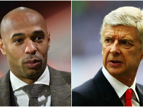 Thierry Henry defends under-fire Arsene Wenger and orders Arsenal stars to deliver