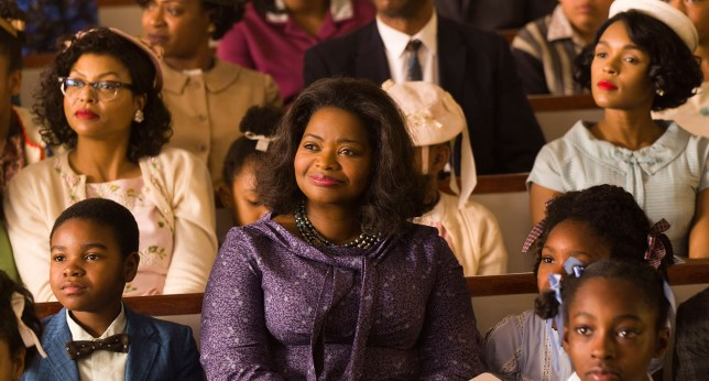 Hidden Figures continues to perform well at the US box office (Picture: 20th Century Fox)