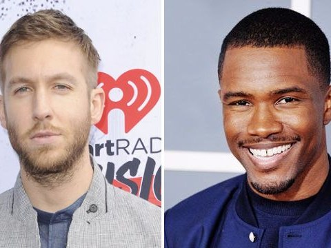 Calvin Harris reveals details of his collaboration with Frank Ocean