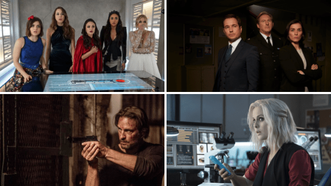 TV shows returning in 2017