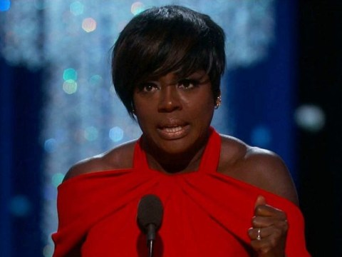 Viola Davis' surprising Oscars speech about 'exhuming the dead' was intense AF