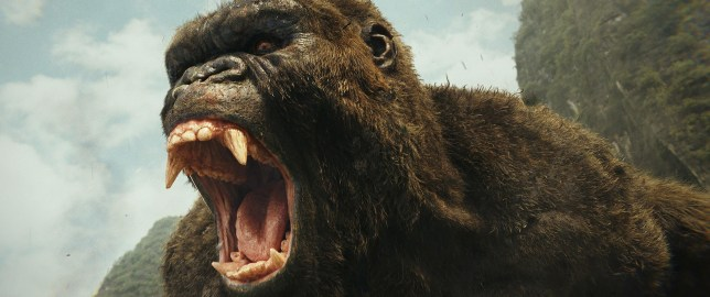 Kong: Skull Island is the first major blockbuster of 2017 (Picture: Warner Bros)