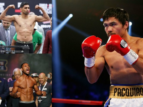 Manny Pacquiao enlists help of Twitter to chose between Amir Khan, Kell Brook, Terence Crawford and Jeff Horn