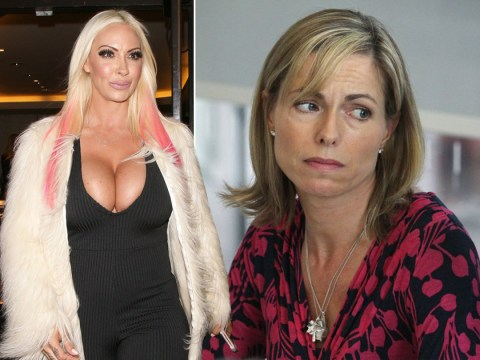 Jodie Marsh says 'it's all going to come crashing down for the McCanns'