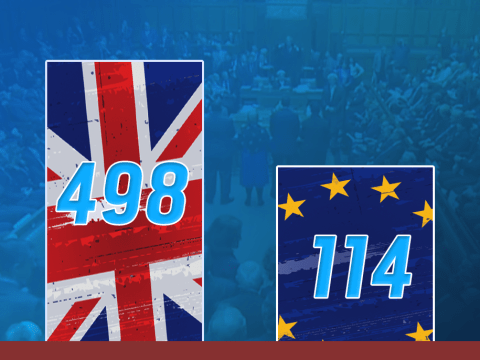 How did my MP vote in the historic Article 50 bill that will start Brexit?