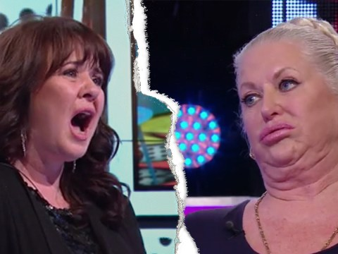 Kim Woodburn brands Celebrity Big Brother winner Coleen Nolan a 'boring fag ash Lil'