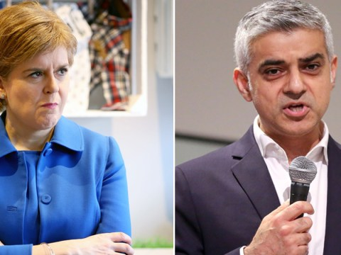 Sadiq Khan compared Scottish nationalism to racism