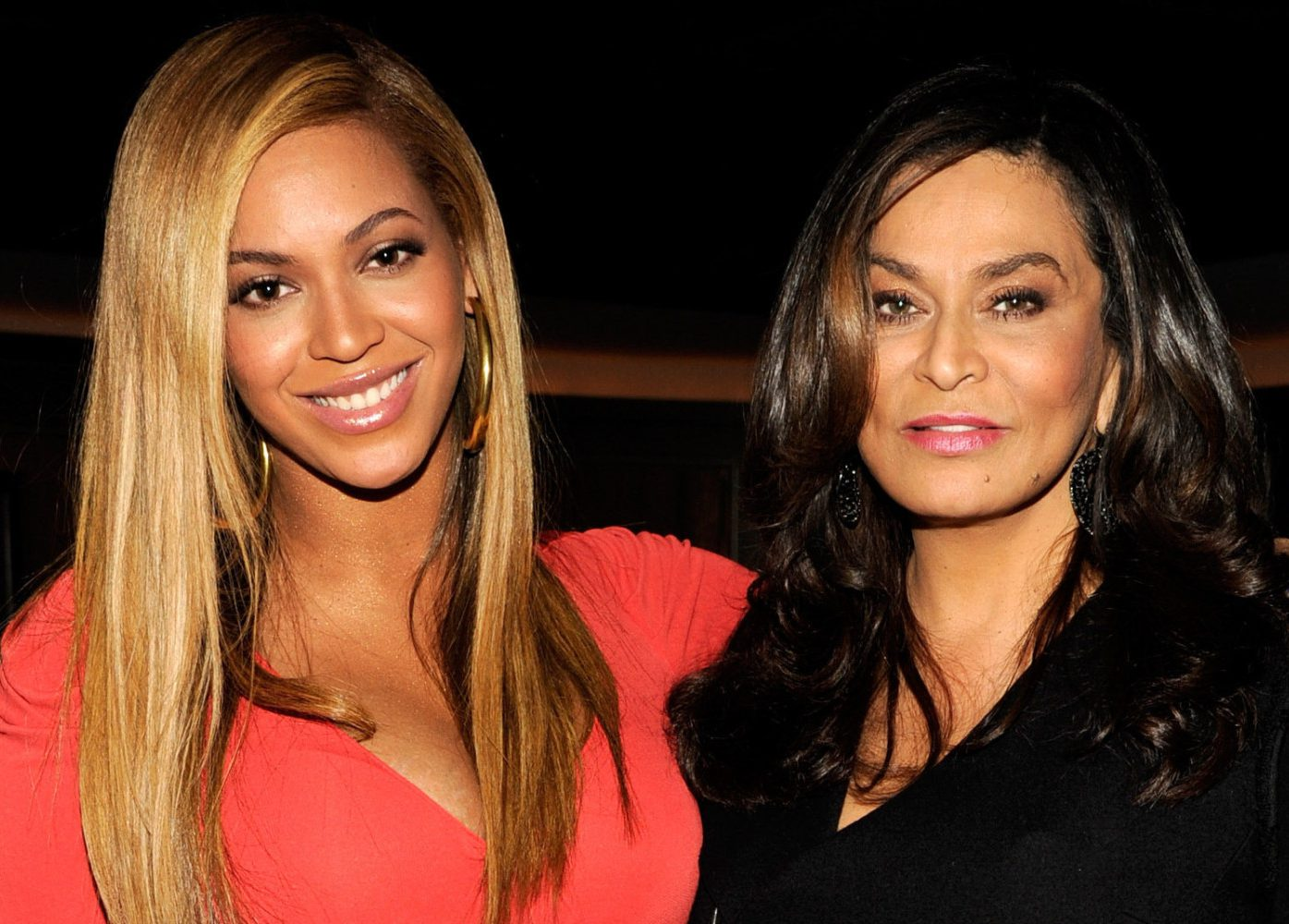 'I don't have to keep the secret!': Beyonce's mum reacts to being a grandma to two more kids