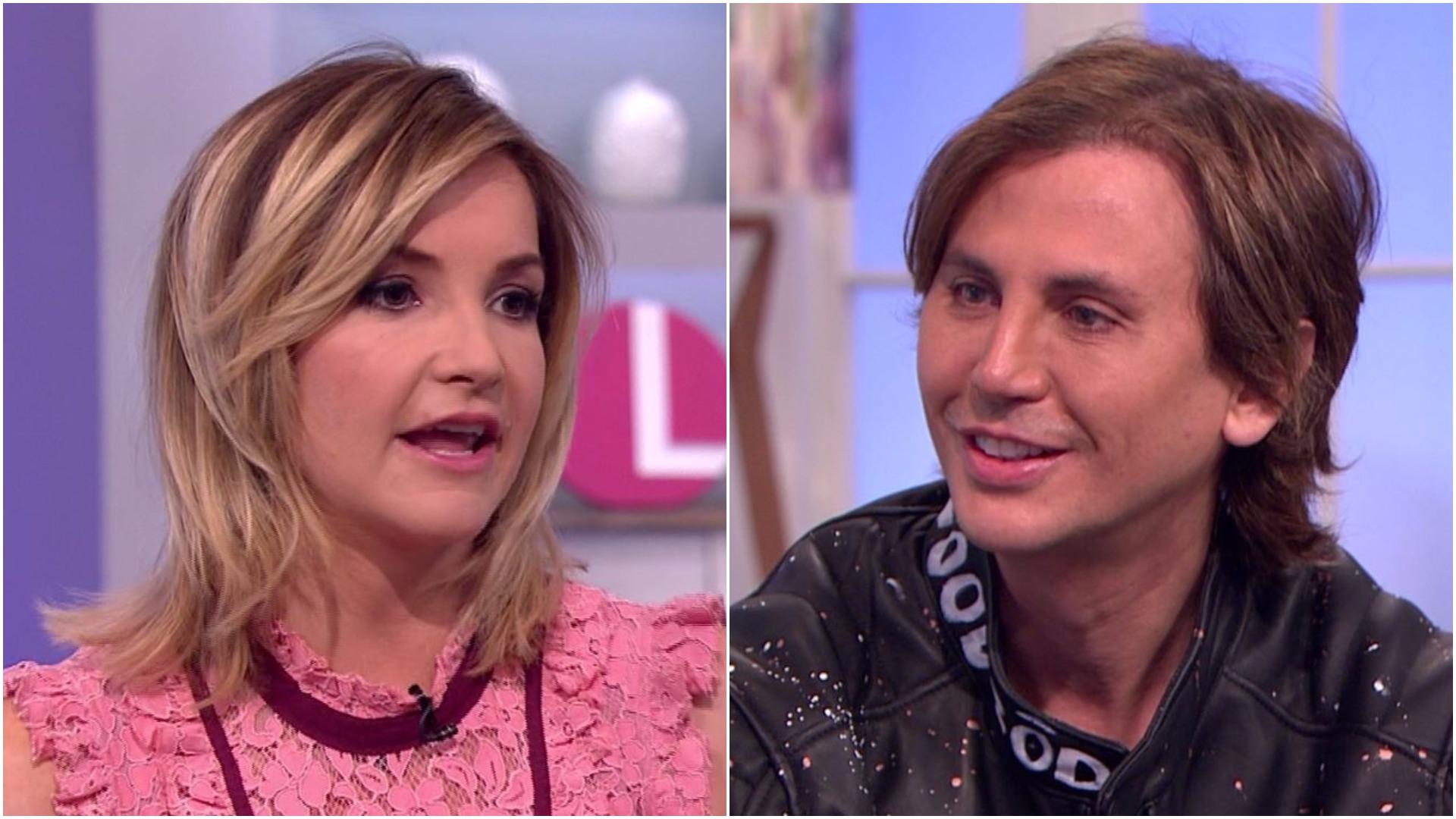 ITV viewers sickened as Helen Skelton asks Jonathan Cheban about having diarrhoea on Lorraine