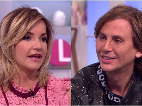 ITV viewers sickened as Helen Skelton asks Jonathan Cheban about having diarrhoea on Lorraine