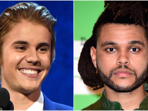 Justin Bieber says Starboy by The Weeknd is his favourite song, promptly bursts out laughing