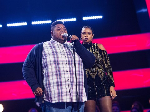 Jennifer Hudson left stunned by The Voice contestant's amazing rendition of her song