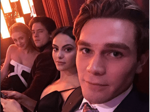 Riverdale spoilers: Archie and Veronica take to the stage in this week's episode