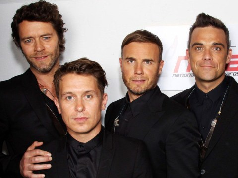 Robbie Williams to reunite with Take That, judge people on Let It Shine final