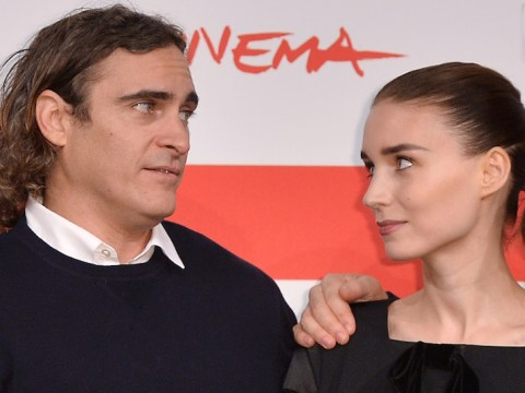 Rooney Mara and Joaquin Phoenix 'madly in love' after starring together in Her