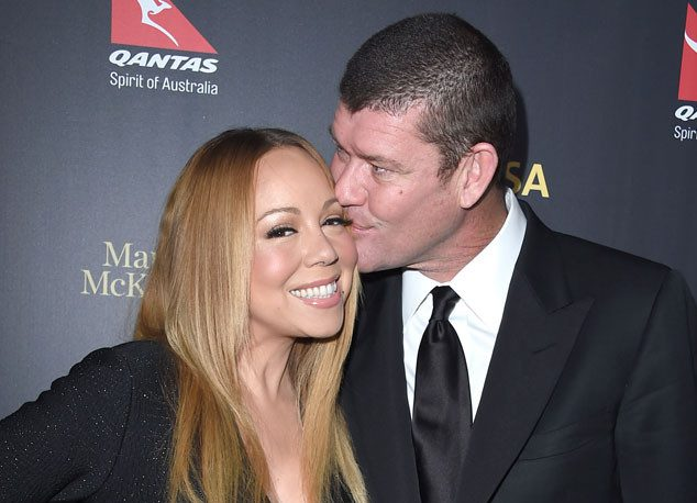Looks like Mariah Carey's new song I Don't is about the rich ex she did not marry