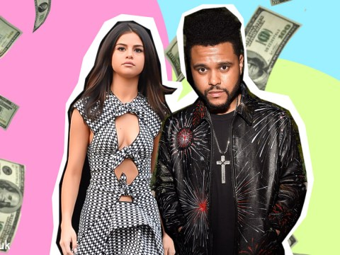 Selena Gomez 'splashed out £24,000 on The Weeknd's birthday' and wasn't even there to join in the fun