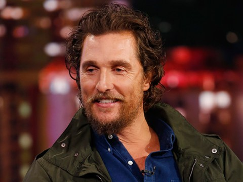 Matthew McConaughey says Hollywood has 'no choice' but to 'embrace' President Donald Trump