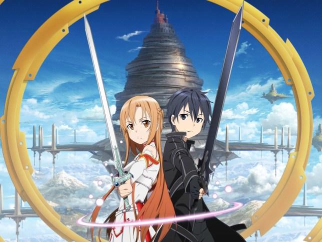 Anime - SWORD ART ONLINE Picture: promo