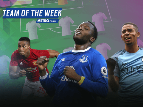 Premier League team of the week: Hazard, Lukaku and Valencia feature