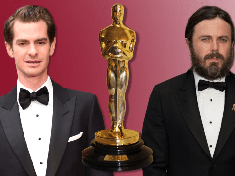 Fans aren't happy Andrew Garfield lost out to Casey Affleck at the Oscars