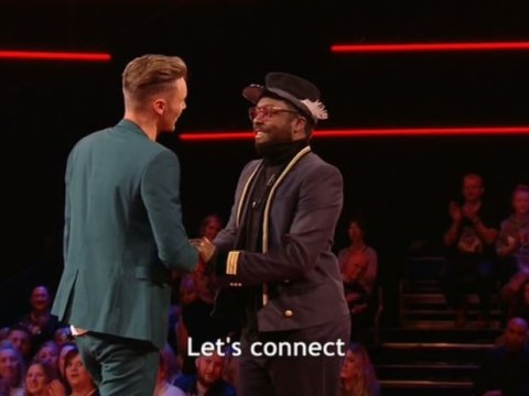 Will.i.am refused to steal contestant on The Voice UK – gave him his email address instead