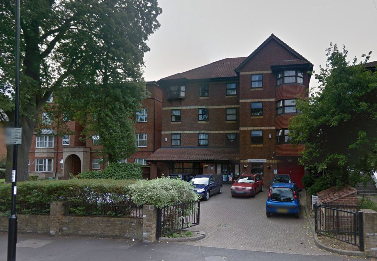 (Picture: Google maps) Nurse sacked for stealing money from mental health patient