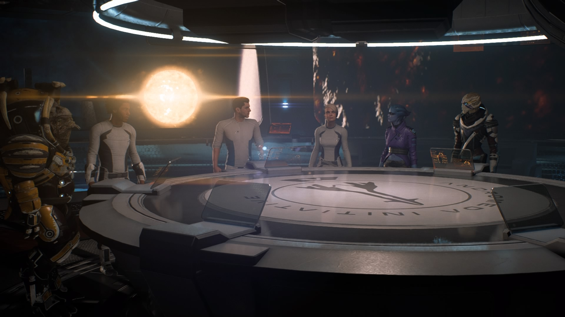 Mass Effect: Andromeda – the best and worst companions explained