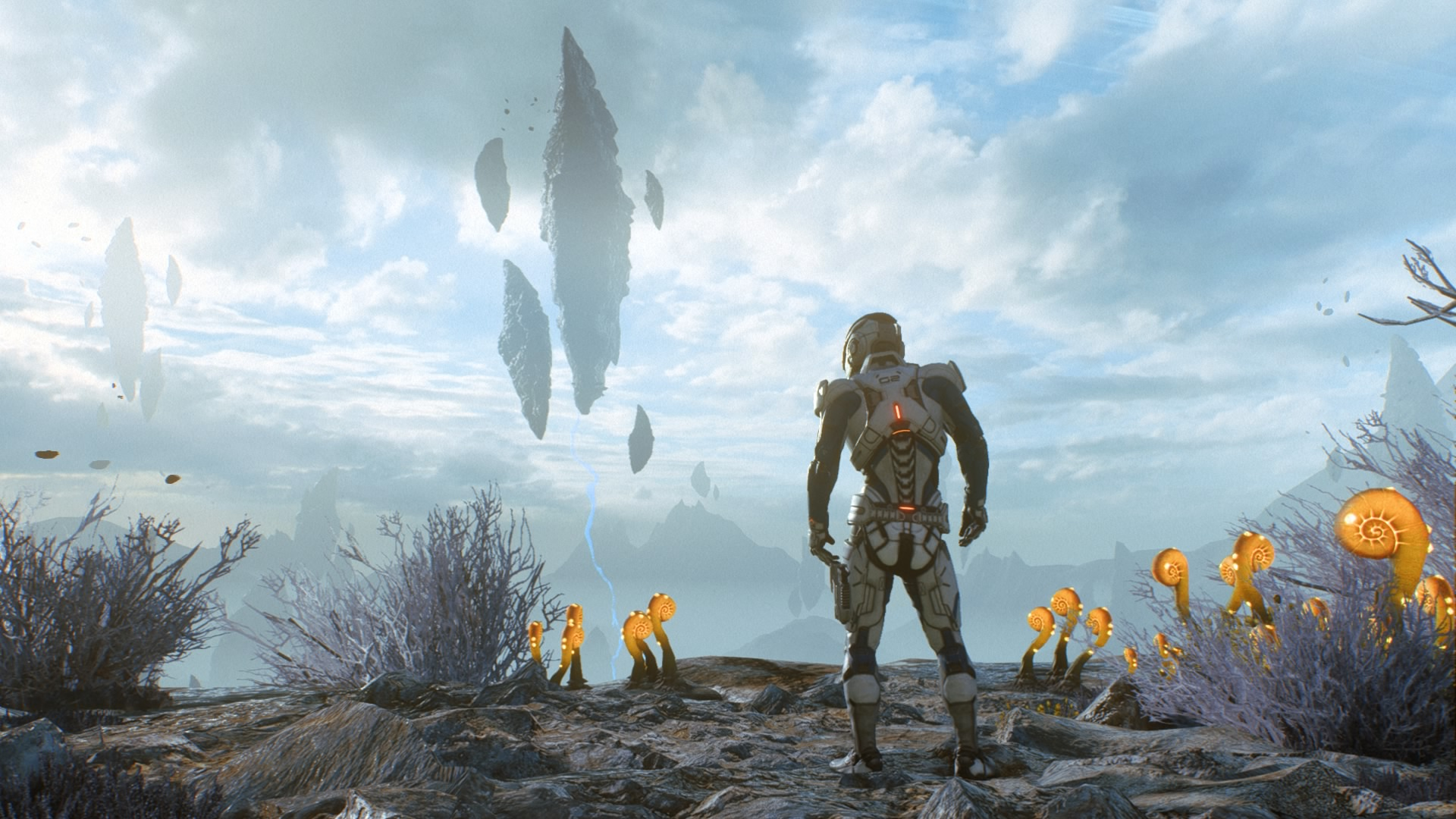 What you need to know about Mass Effect: Andromeda