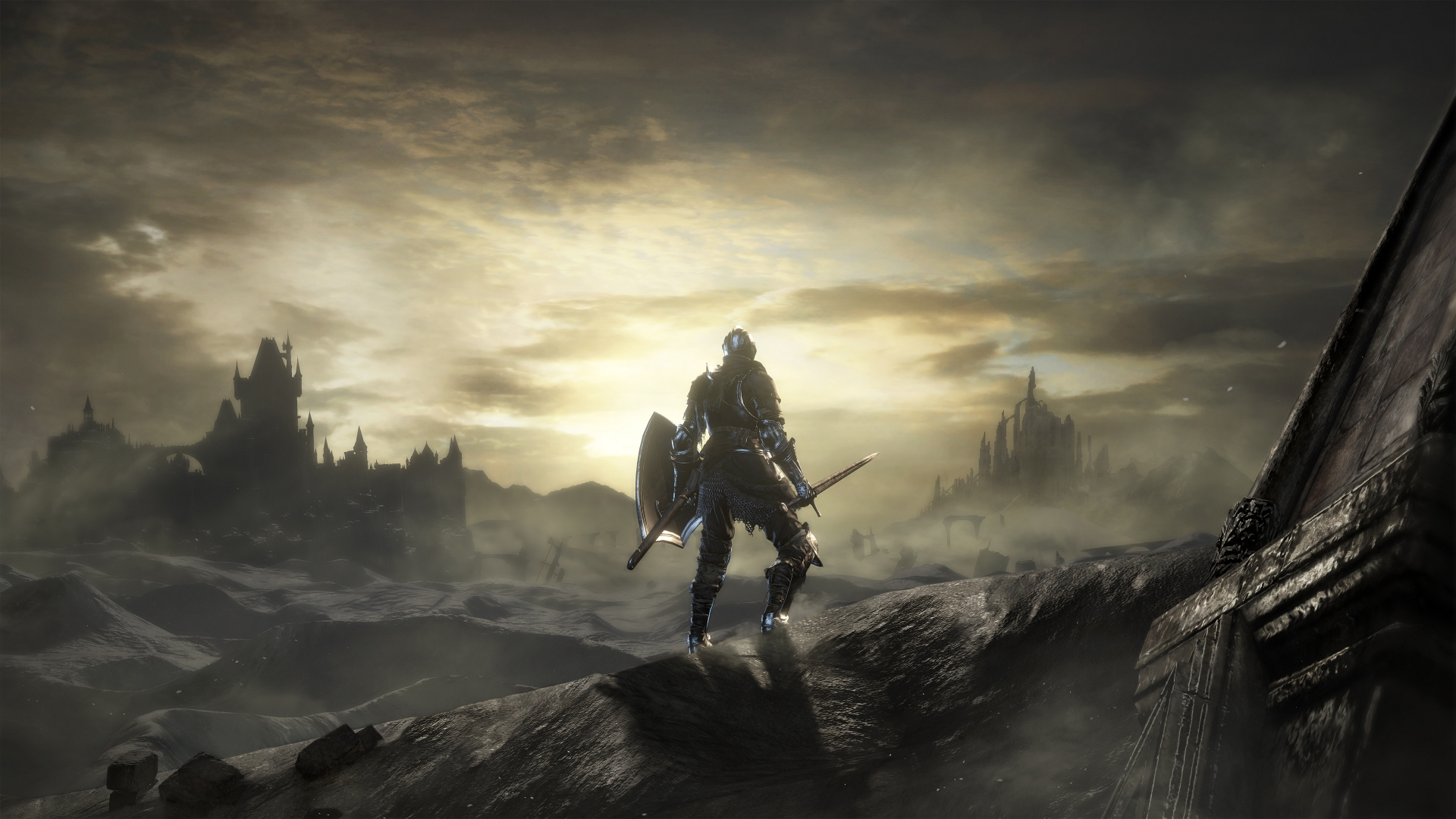Dark Souls III: The Ringed City (PS4) - the end of everything