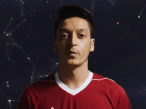 Mesut Ozil picks more former Real Madrid team-mates over Arsenal stars in world XI