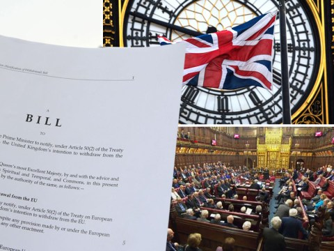 Brexit can go ahead after House of Lords votes bill through