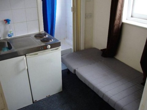 Live out your worst nightmares in this absolute hellhole for £520pcm