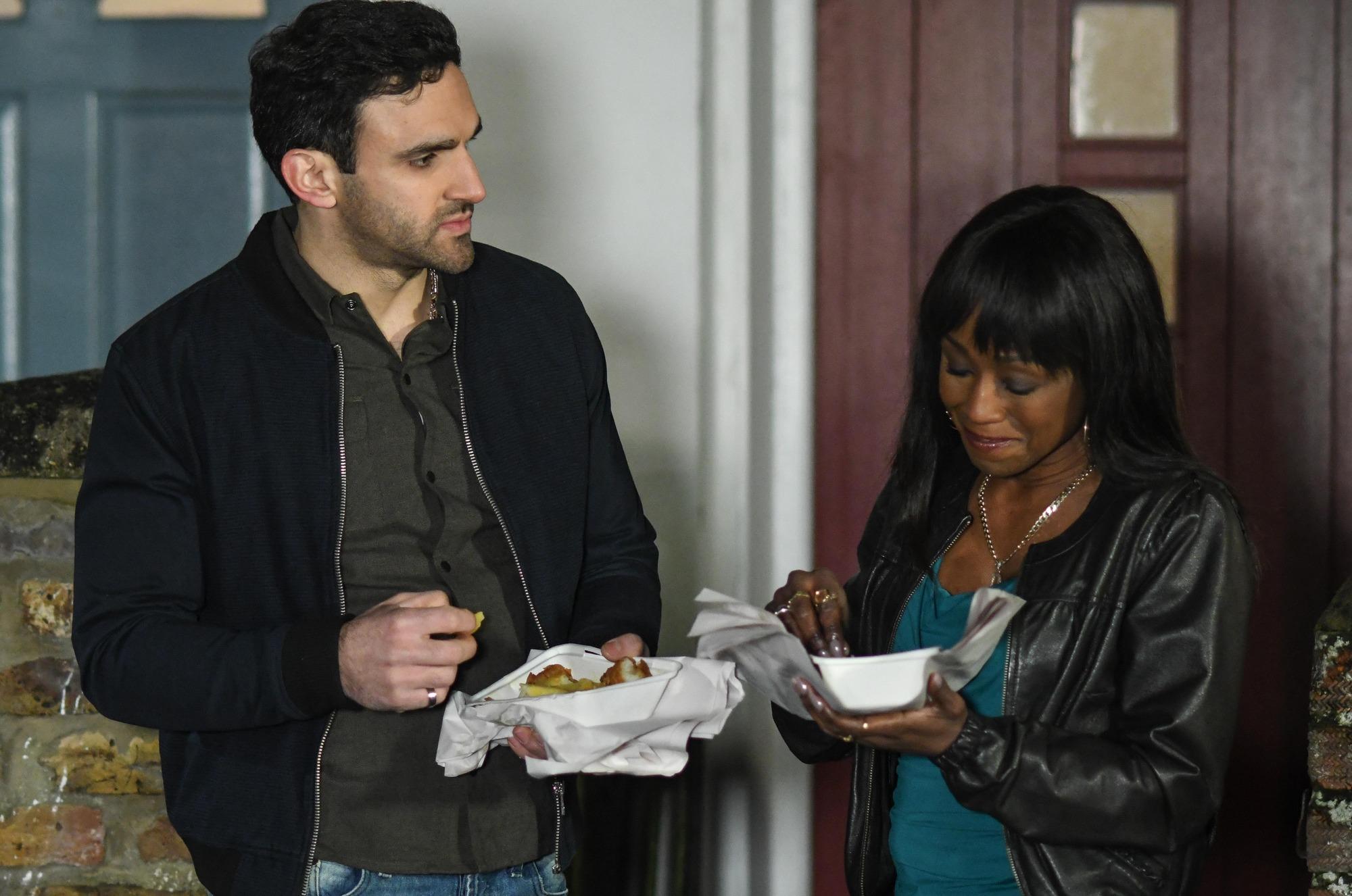EastEnders spoilers: Reunion ahead for Denise Fox and Kush Kazemi?