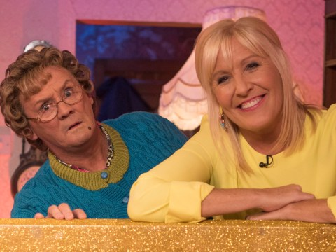 Brendan O'Carroll reveals behind-the-scenes family rows on Mrs Brown's Boys