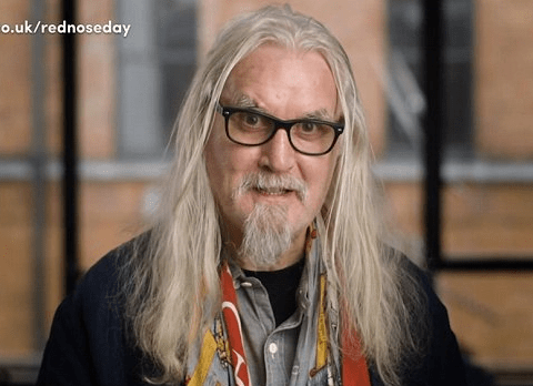 'I've got Parkinson's and cancer': Frail Billy Connolly continues to help others with emotional Comic Relief speech