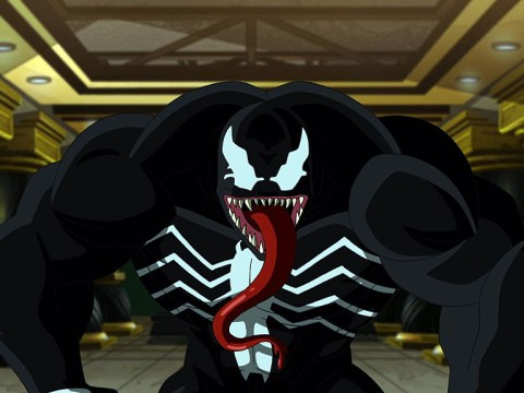 Spider-Man villain Venom is actually getting his own movie and it's just got a release date