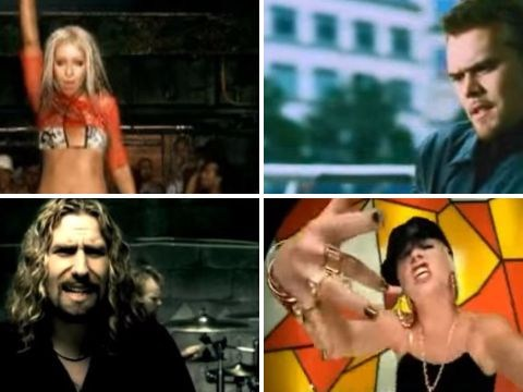 From Dirrty to Gotta Get Thru This – these songs turn 15 and prove 2002 was the year of banging tunes