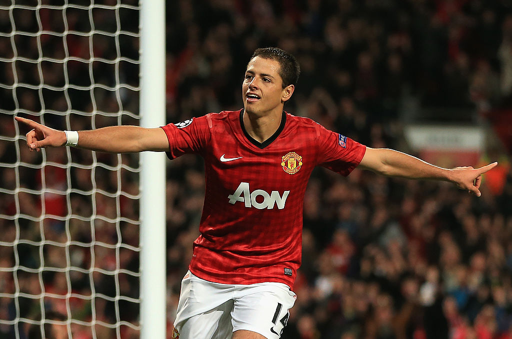 Javier Hernandez responds to Jose Mourinho's claim he would have scored 20 goals for Manchester United this season