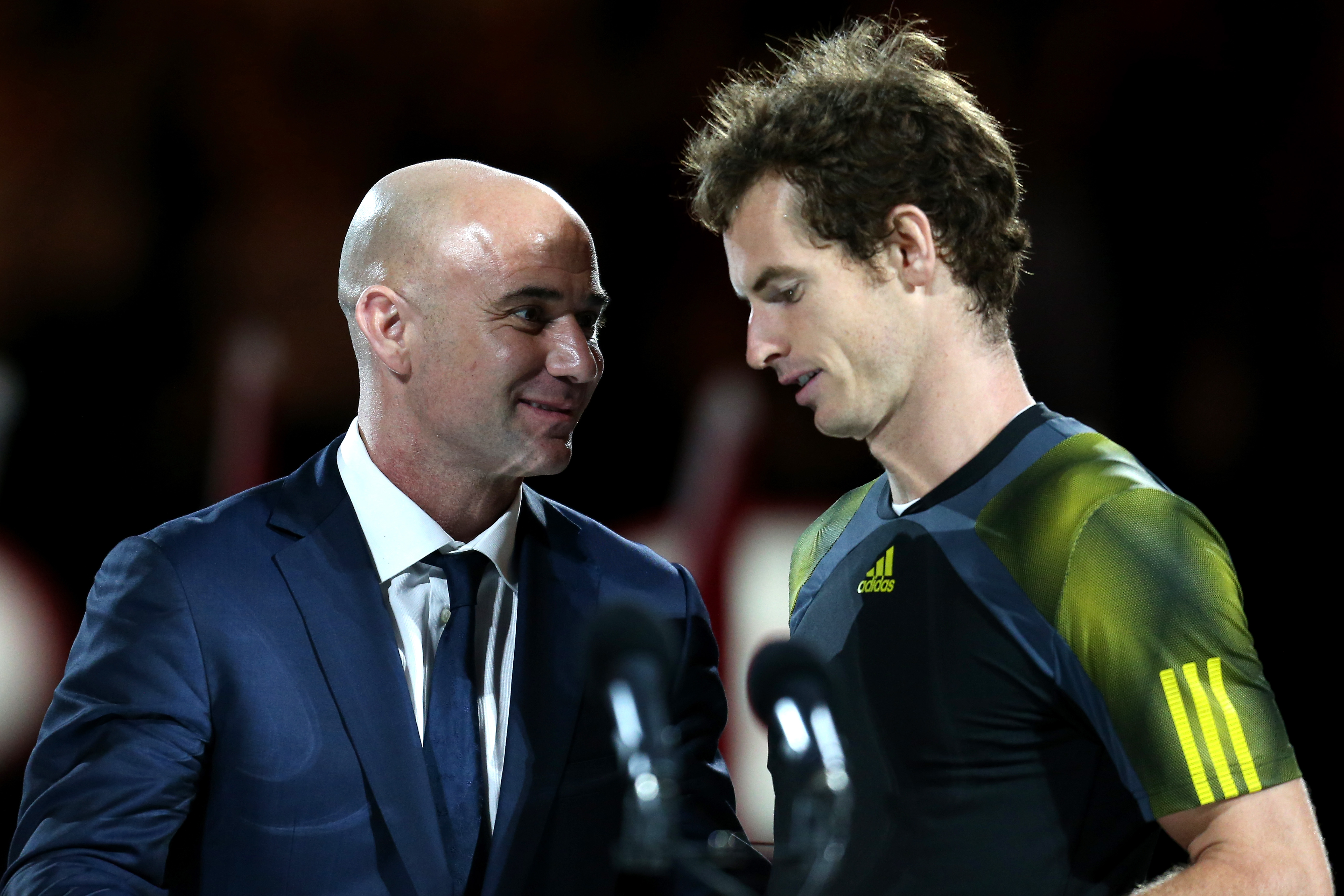 Andre Agassi: Sir Andy Murray's athleticism is actually hampering him