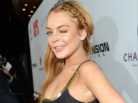'I'm back, b***hes!' Lindsay Lohan introduces her brand new prank show in style