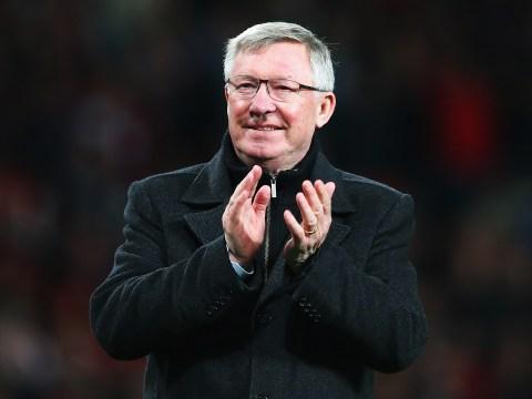 Sir Alex Ferguson to manage Manchester United XI in Michael Carrick testimonial