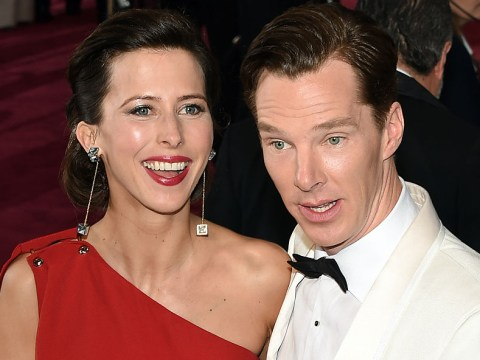 Benedict Cumberbatch 'welcomes second child with Sophie Hunter – and his name is rather more unusual than their first child'