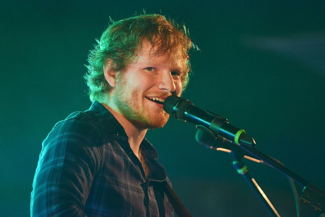 Ed Sheeran has revealed all on the pressures of fame (Picture: Dave J Hogan/Getty Images)